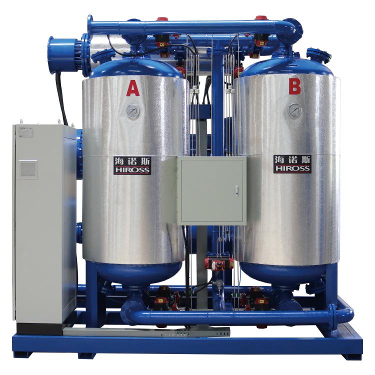 零耗气压缩热吸附式干燥机