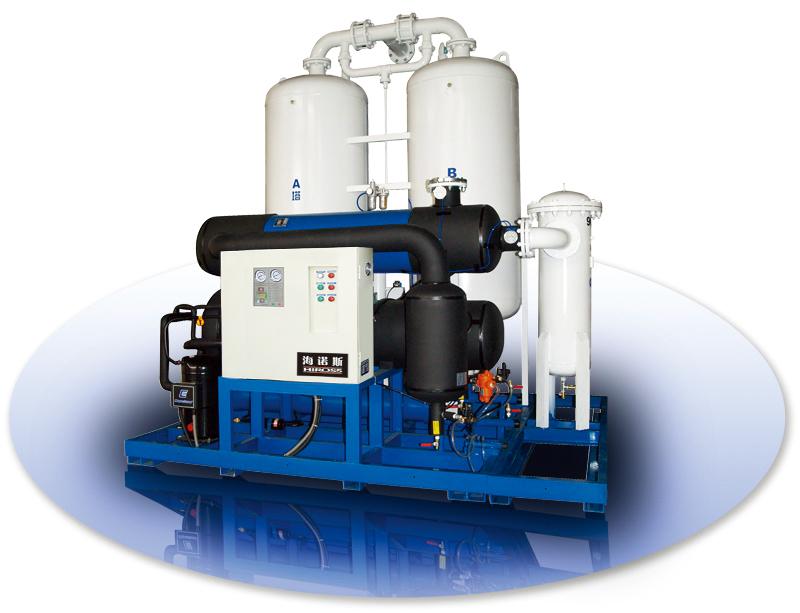 冷冻吸附组合式干燥机